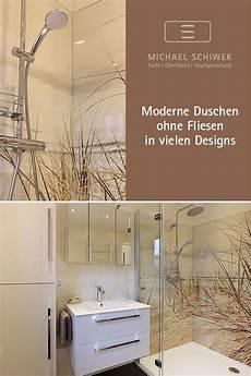 Moderne Dusche Ohne Fliesen Mit D 252 Nenmotiv Moderne