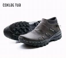 Jual Sepatu Pria Sepatu jual sepatu boot pria boots touring casual kulit asli