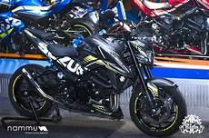Suzuki Gsx S 750 Gp Black Edition By Mm Ride 232 Ve