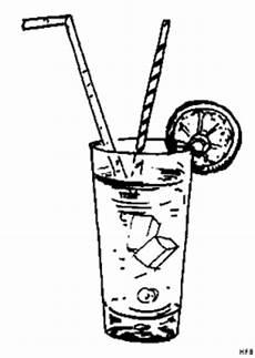 Gratis Malvorlagen Glas Glas Mit Strohhalm 2 Ausmalbild Malvorlage Essen Und