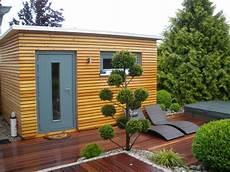 gartenhaus pultdach modern moderne gartenh 228 user kaupp blockhaus