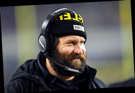 Ben Roethlisberger Beard