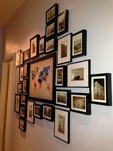 Fotos An Wand Ideen - 43 cool travel themed home d 233 cor ideas to rock digsdigs