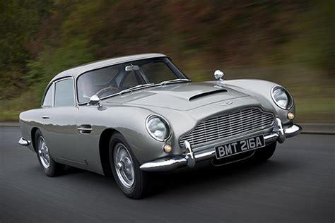 The 10 Best Bond Cars