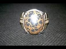 batu permata berlian hitam keunikan batu akik pirus hitam bondowoso onthespotnews youtube