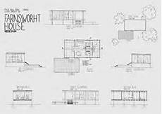 farnsworth house floor plan farnsworth house mies van der rohe 1951 floor plan