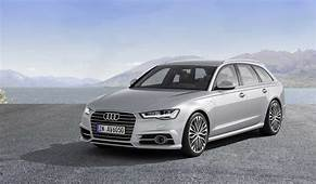 Official 2015 Audi A6 S6 And RS6 Unveiled