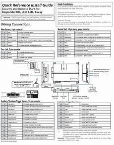 Viper 4205v Wiring Diagram viper 5000 alarm wiring diagram