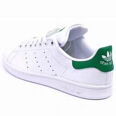 chaussures stan smith blanc femme fille adidas