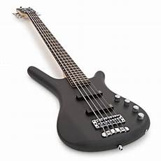 Warwick Rockbass Corvette Basic 5 String Bass Black At