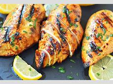 dill pepper grilled chicken_image