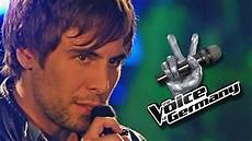 On Max Giesinger The Voice Sing The