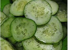 danish pickled cucumbers  syltede agurker_image