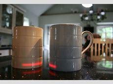 Smart Heated Coffee Mugs : china mug