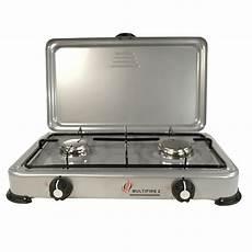 plaque de cuisson gaz portable 2 feux 3200 w silver 2