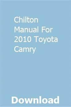 chilton car manuals free download 2008 lexus es electronic throttle control chilton manual for 2010 toyota camry toyota camry chilton manual 2011 toyota camry