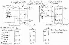 i am trying to wire a 110 volt ac motor to a forward switch can you help the