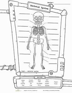 4th grade science worksheets division 6745 skeleton diagram a well science worksheets and chang e 3