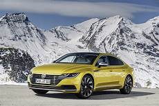 Vw Arteon To Celebrate Its U S Debut In Chicago Carscoops