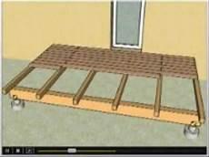 fabrication d une terrasse en bois le meilleur guide pour construire une terrasse en bois