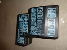 99 mitsubishi eclipse fuse box diagram fuse cover engine 95 96 97 98 99 mitsubishi eclipse rs 2 dr 2 0 oem ebay