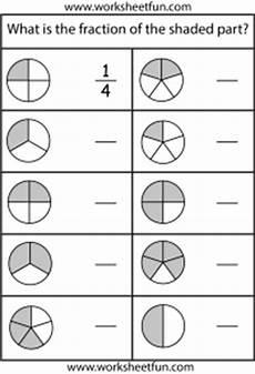 fraction circles free printable worksheets worksheetfun