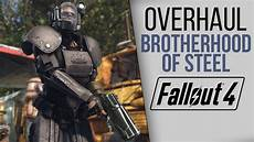 of steel 5 mods to improve the brotherhood of steel in fallout 4