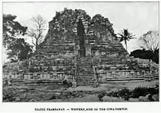Prambanan Sejak 1880 Jawa Jaman Dulu
