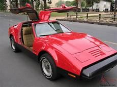 1975 bricklin sv1 gullwing ford 351 engine all orig auto