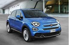 fiat 500x updated in line with 500 autocar