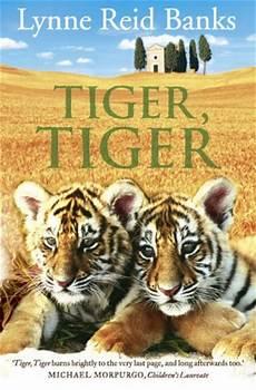book a tiger books of tiger tiger lynne banks