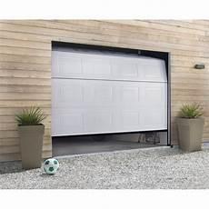 Porte De Garage Sectionnelle Hormann H 200 X L 240 Cm
