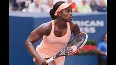 2017 us open sloane stephens chionship press conference 2017 us open sloane stephens qfs press conference youtube