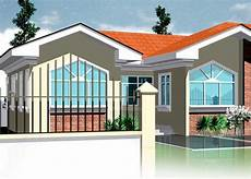 house plans in ghana ghana floor plans 4 bedrooms and 3 bathrooms for all