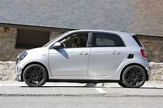Smart Forfour Brabus Spotted Again Looks Ready To Step Up