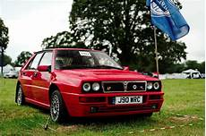 A Rally Legend From Italy The Lancia Delta Hf Integrale