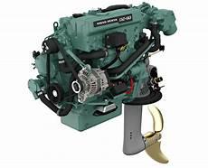 volvo penta reveals new d2 60 engine boatadvice