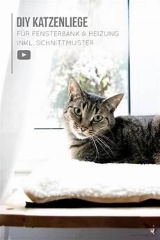 Katzenbett Selber Bauen F 252 R Fensterbank Heizung Mit