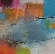 Abstrakte Malerei Bild 312 Keilrahmen 60x60x4cm