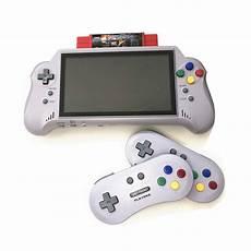 Retroad Plus Inch Hangheld Console new hd 7 inch handheld console 16bit hdmi ultra snes