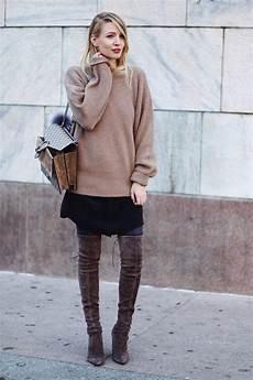 Modetrends 2016 Frauen - review overknee overknee stiefel winter