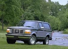 blue book value for used cars 1995 ford econoline e350 parking system 1995 ford bronco pricing reviews ratings kelley blue book