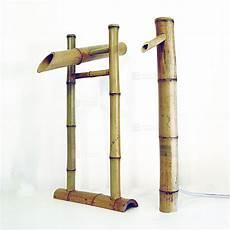 Bambous Fontaine Shishi Odoshi 2 Pieces De Maillot Bonsa 239