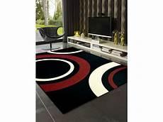 tapis 160x230 cm nevada coloris noir vente de tapis