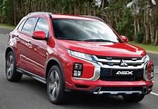 mitsubishi asx 2020 model unveiled