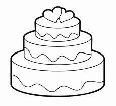 Malvorlagen Kinder Torte Kostenlose Malvorlage Hochzeit Und Liebe Hochzeitstorte