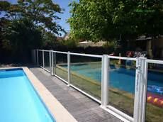barriere protection piscine transparente prix sur demande