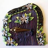 1000  Images About Polymer Clay Fairy Doors & Tutorials On