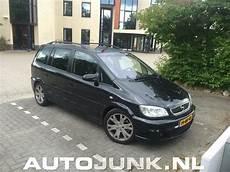 zafira a opc 2004 opel zafira a opc foto s 187 autojunk nl 177364