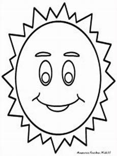 Gambar Matahari Kartun Hitam Putih Gambar Viral Hd